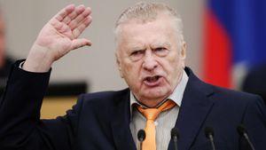 Жириновский выступил против ЧМ-2022 в Катаре: «Тысячи людей погибают на глазах у всей планеты»