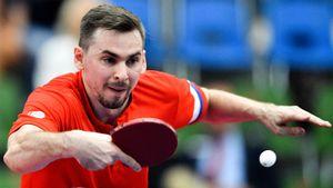 Кирилл Скачков завоевал для России 2-ю путевку в настольном теннисе на Олимпийские игры в Токио