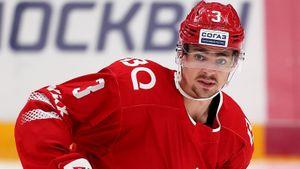 Швед из «Спартака» — один из лучших защитников в КХЛ. Юсе, как и другие звезды, приехал в Россию из АХЛ