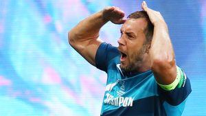 Дзюба стал лучшим российским бомбардиром в основном турнире Лиги чемпионов