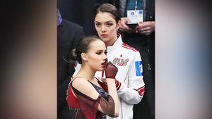 «Она меня притягивает больше». Лыжница Степанова сделала выбор между Медведевой и Загитовой
