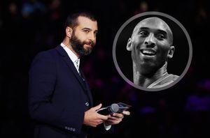 Ургант отреагировал на гибель Коби Брайанта, с которого началась его любовь к баскетболу