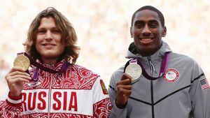 Отобранное урусского прыгуна ввысоту Ухова задопинг золото ОИ-2012 отдадут американцу