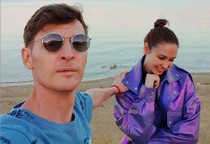 Жена Павла Воли гимнастка Утяшева рассказала, как они с мужем снимают стресс