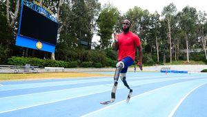 Американскому спринтеру-ампутанту запретили бегать со здоровыми атлетами. Липер уже обжаловал решение CAS