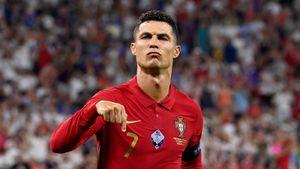 Роналду стал рекордсменом по общему числу голов на чемпионатах мира и Европы
