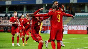 Вслед за Россией «красные дьяволы» вынесут и скандинавов. Прогноз на Дания— Бельгия