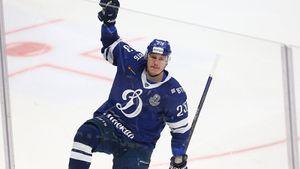 Московское «Динамо» победило «Северсталь» в 5-м матче серии и вышло в четвертьфинал Кубка Гагарина