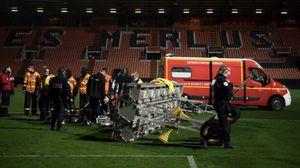 Трагедия на матче чемпионата Франции: работник стадиона погиб в результате несчастного случая
