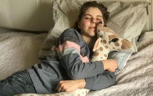 Чемпионка мира Мишина, ударившаяся о борт после падения на шоу Тутберидзе, рассказала о самочувствии