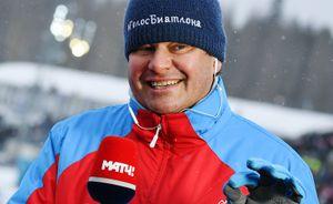 Устюгов — Губерниеву: «Биатлон настолько популярный, что ваши коллеги не могут отличить лыжника от биатлониста»