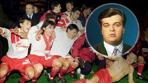 24 года назад «Спартак» выиграл золотой матч в Питере. Василий Уткин делал сюжет о нем и вспомнил, как все было