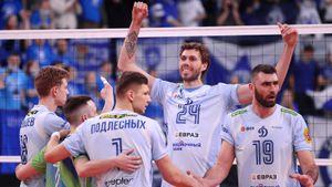 Московское «Динамо» обыграло петербургский «Зенит» и в 3-й раз стало чемпионом России