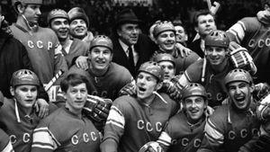 17 голов за один матч! Как сборная СССР разгромила США на чемпионате мира-1969