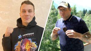 «Александр Емельяненко— моя пешка!» Скандальный тяжеловес подерется с 80-килограмовым блогером Тарасовым
