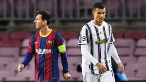 Чей рекорд — Месси или Роналду? Тест Sport24 о достижениях двух легенд