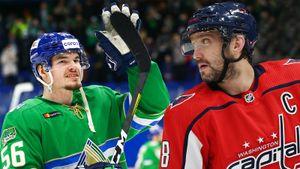 Овечкин получит в партнеры еще одного русского? Алексеев выдал крутой сезон в «Салавате» и готов к шансу в НХЛ