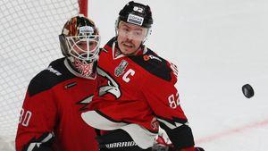 Капитан Медведев похоронил «Авангард». В финалах КХЛ с 0-3 не отыгрывались никогда