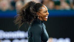 Серена Уильямс разгромила юную россиянку на Australian Open. Она не выигрывала Большие шлемы 3 года