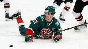 Большой подвиг молодой звезды КХЛ: Воронков играл в финале со сломанной челюстью. Он — русский Хара и герой Казани