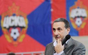 Гинер раскрыл бюджет ЦСКА. Он составляет чуть больше 70 млн евро
