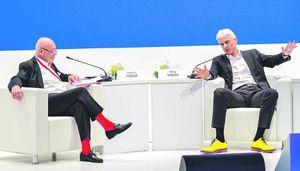 Тиньков: «Все спортсмены на высоком уровне жрут допинг. Решение CAS по России — это политическое давление»