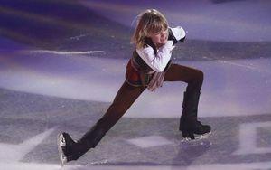 Сын Плющенко заявил, что хотел бы поучаствовать в пяти Олимпиадах