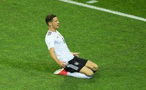 В финале Кубка Конфедераций сыграют Германия и Чили