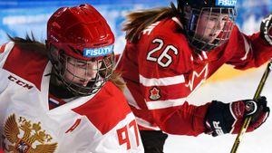 Россия выгрызла у Канады хоккейный финал Универсиады. Наши девушки — наконец-то золотые