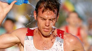Американец Шэй умер во время отборочного забега на ОИ-2008. Марафонца подвело спортивное сердце