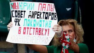 Актер Баринов: «Болельщики «Локомотива» никогда не простят руководство клуба, которое считает людей за быдло»