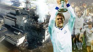 «Голос Америки» передавал: на АЭС авария, а они играют в футбол». Катастрофе в Чернобыле 35 лет