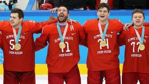 Что стало с олимпийскими чемпионами Пхенчхана? 9 человек уехали в Америку, а Шипачев стал звездой КХЛ