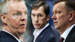 Не во всех клубах КХЛ есть главные тренеры. В Риге боятся диктатора Скудру, а в «Барысе» уговаривают топового финна