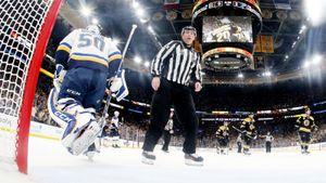 Американский колхоз. Судейство в плей-офф НХЛ намного хуже, чем в России