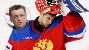 «Дай бог, он попадет на Олимпиаду-2022. Почему нет?» Агент Исаков — о главном русском герое драфта НХЛ Аскарове