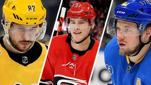 Необычное достижение русского таланта. Свечников— лучший из наших в плей-офф НХЛ по соотношению «цена— качество»