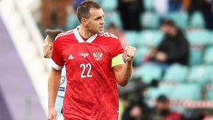 Дзюба в одиночку сделал Словению: дважды забил Облаку и приблизился по голам за сборную к Кержакову