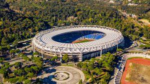 «Рома» открыла пункт вакцинации на стадионе. Фанаты получат скидку на билет за прививку на следующий матч