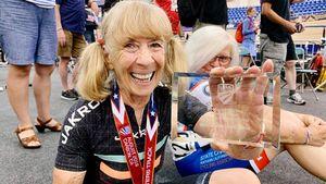 80-летнюю американскую велогонщицу Жикель дисквалифицировали за допинг. Она употребляла запрещенный препарат 15 лет