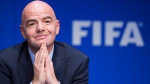 ФИФА хочет установить потолок зарплат и лимиты по трансферам. Инфантино считает, что это может спасти футбол