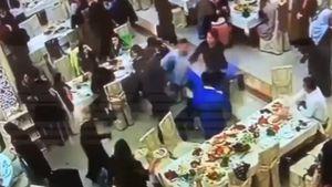 Боец UFC Антигулов в состоянии алкогольного опьянения устроил драку на свадьбе в Дагестане: видео