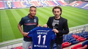 ЦСКА объявил о переходе Эджуке