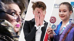 Тарасова была в ярости от ошибки судей, Акатьева узнала о победе во время интервью. Эмоции турнира лучших юниоров