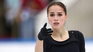 Загитова потеряла первое место врейтинге лучших фигуристок мира