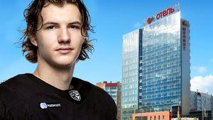 Русский хоккеист раскапризничался и пожаловался на отель в Челябинске. Что НХЛовец Кравцов вообще делает в России?