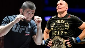 Хабиб мечтает завершить карьеру, подравшись с легендой UFC. Это очень плохая идея