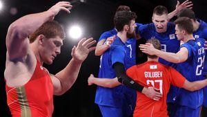11-й день Олимпиады: Евлоев выиграл золото, Нагорный— бронзу, ватерполистки вышли в полуфинал!