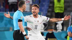 Судейский скандал в первойже игре на Евро-2020: Италия все равно победила, но по игре рукой снова есть вопросы