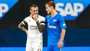Кокорин и Мамаев обнулились, Чалов прибавил больше всех. Как изменились цены на игроков РПЛ